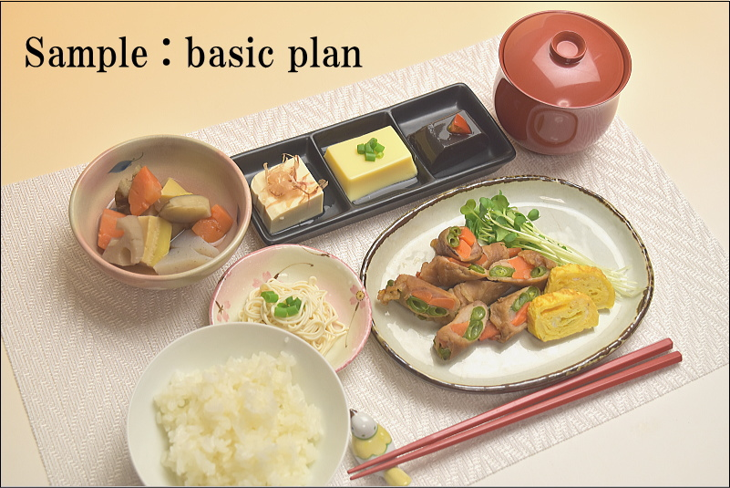 Japanese cooking class