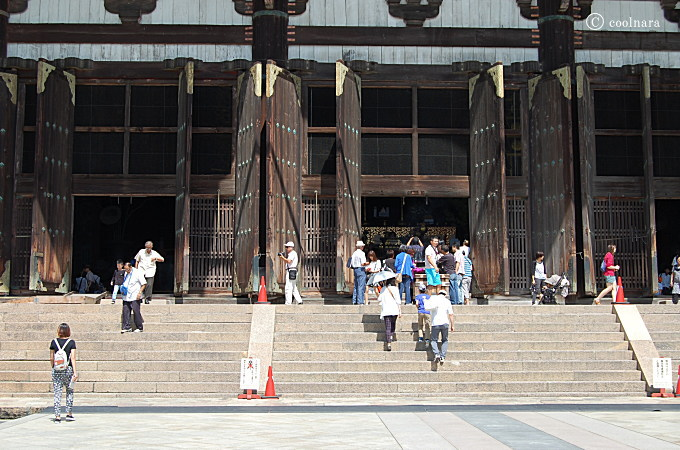 東大寺大仏殿