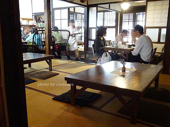 ならまちの古民家カフェ カナカナ