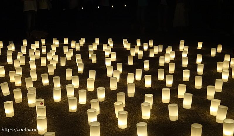 奈良燈花会(とうかえ)