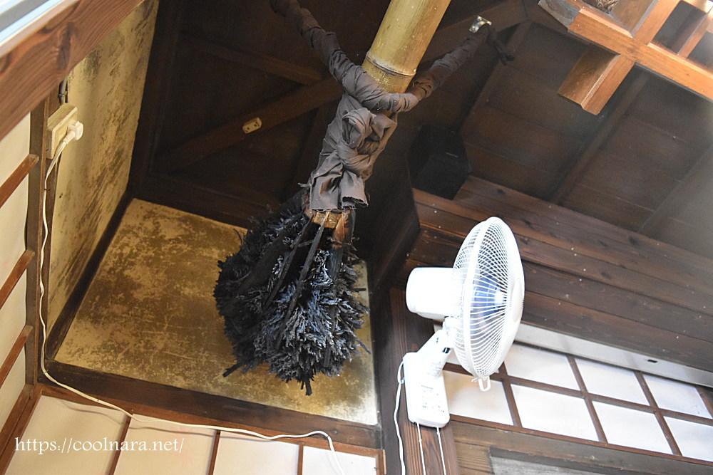 茅葺き屋根の水谷茶屋(みずやちゃや)
